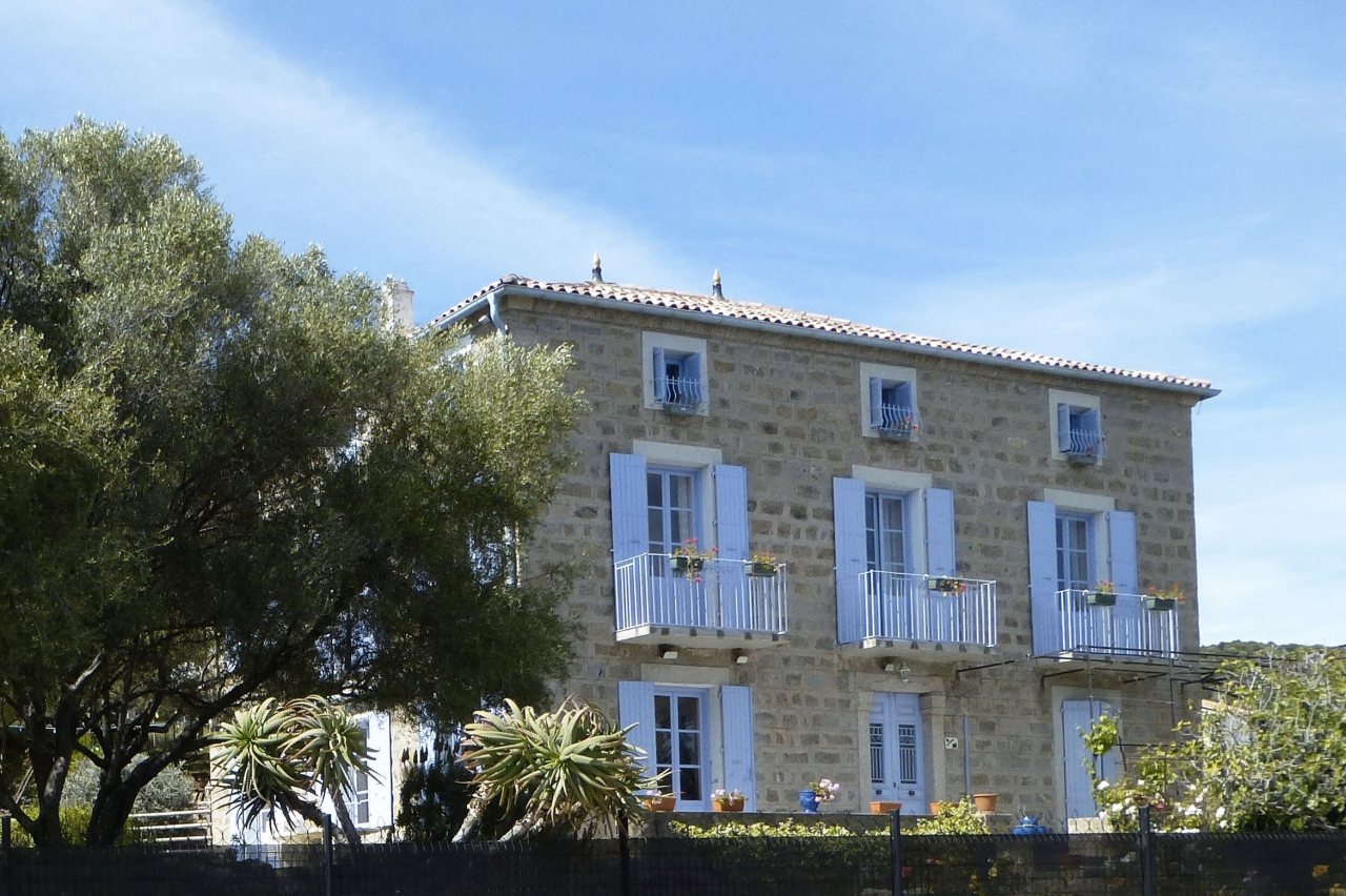 les figuiers location corse residence